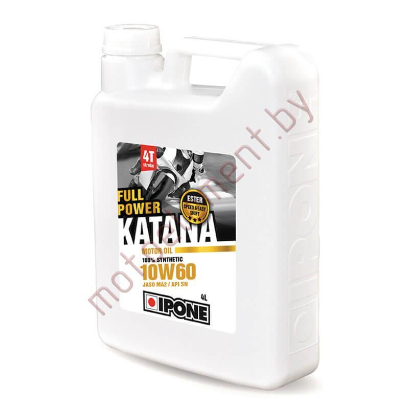 IPONE Full Power Katana 10W60 4L