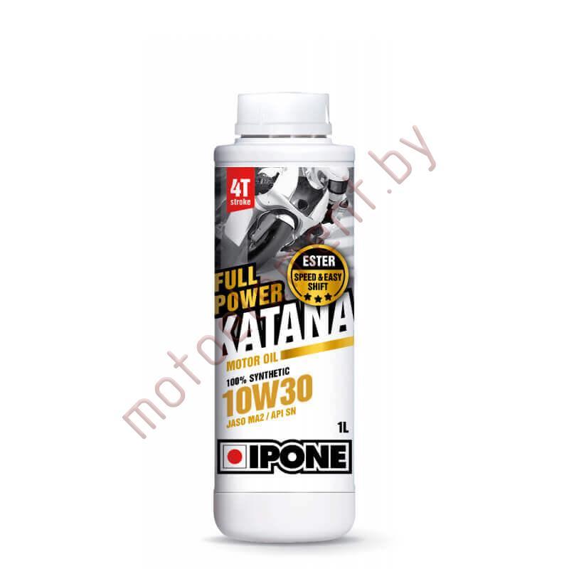 IPONE Full Power Katana 10W30 1L