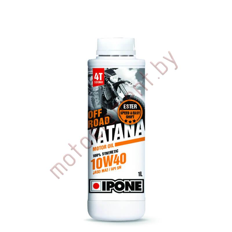 IPONE Katana Off Road 10W40 1L