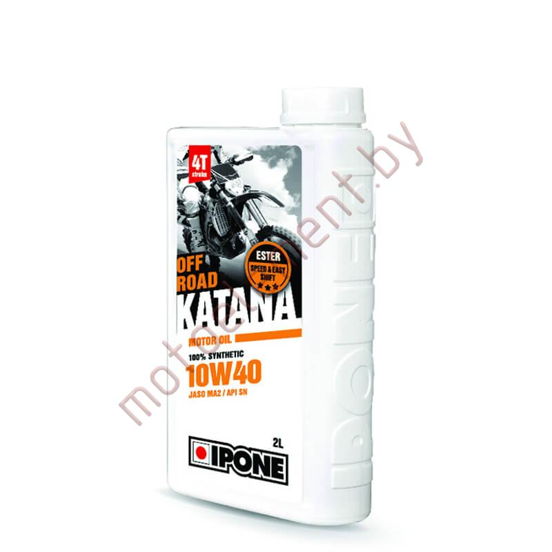 IPONE Katana Off Road 10W40 2L