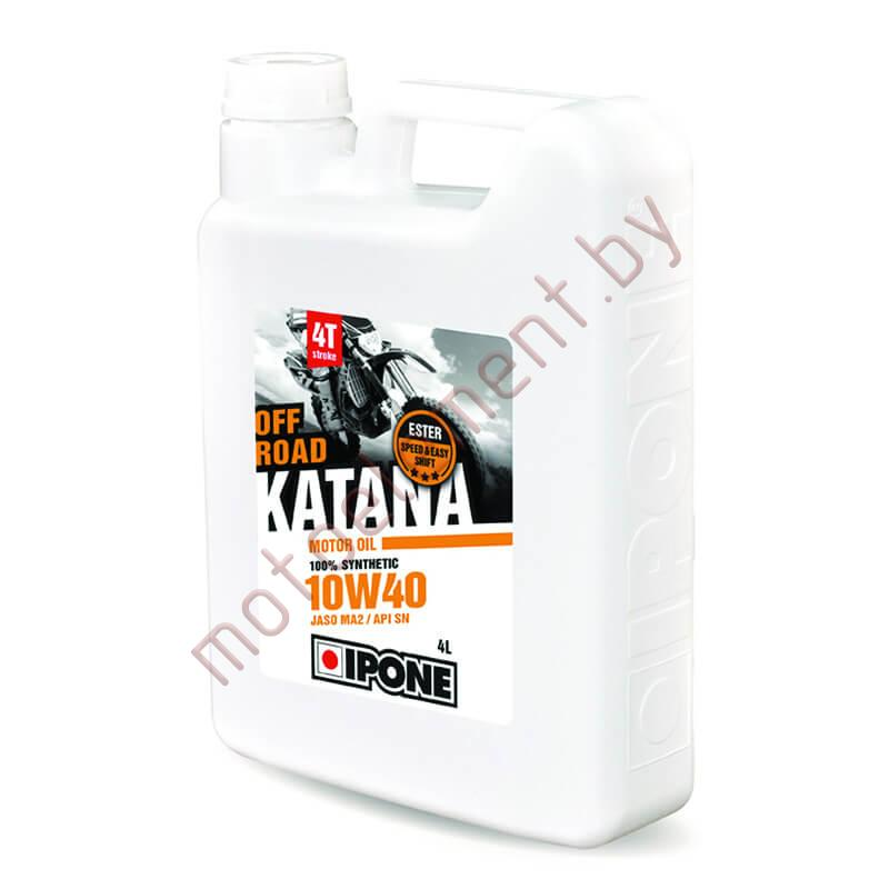 IPONE Katana Off Road 10W40 4L