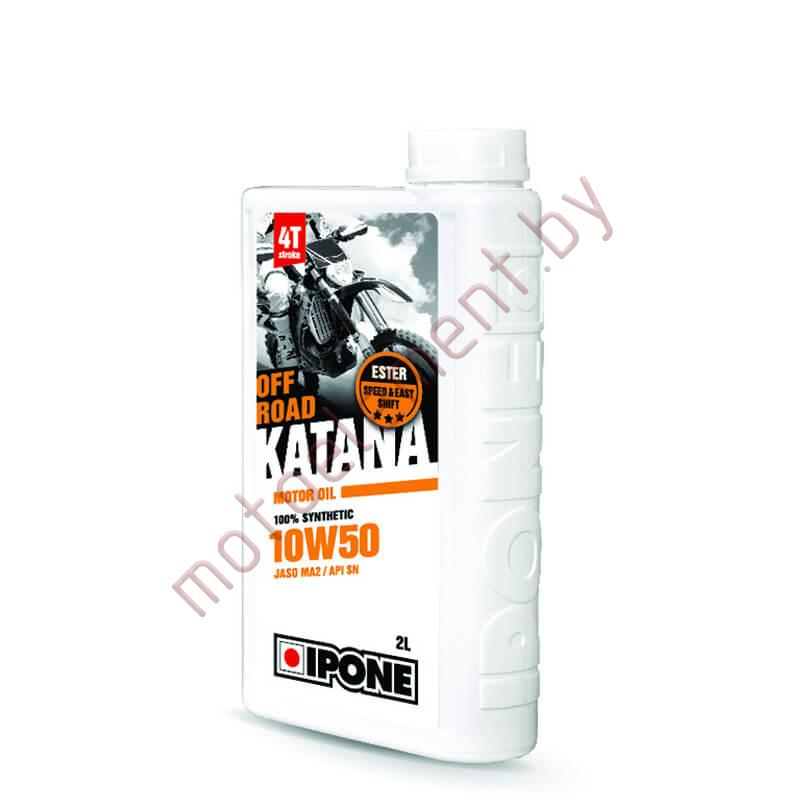 IPONE Katana Off Road 10W50 2L