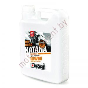 IPONE Katana Off Road 10W60 4L