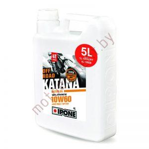 IPONE Katana Off Road 10W60 5L