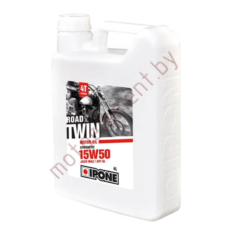 Ipone Road Twin 15W50 4L