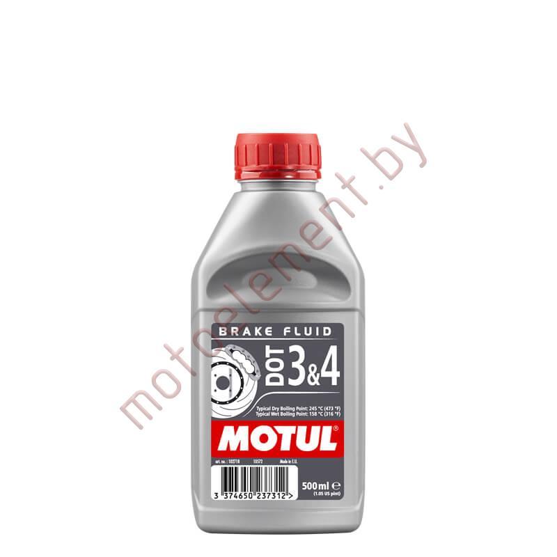 Motul DOT 3 & 4 Brake Fluid