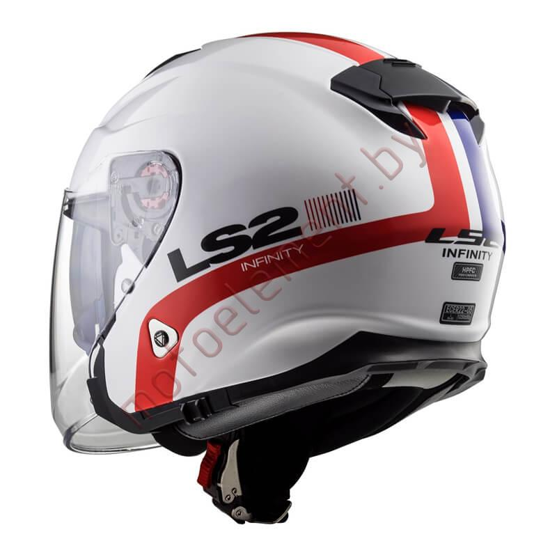 LS2 OF521 INFINITY Smart (White Red)