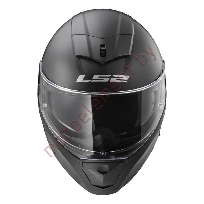 LS2 FF390 BREAKER MATT BLACK