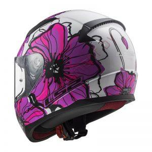 LS2 FF353 RAPID Poppies (Pink)