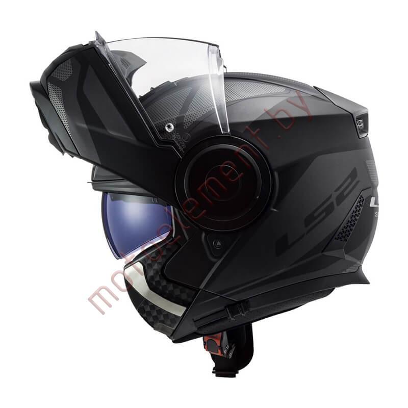 LS2 FF902 SCOPE Axis (Black Titanium)