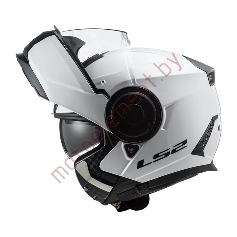 LS2 FF902 SCOPE Solid (White)