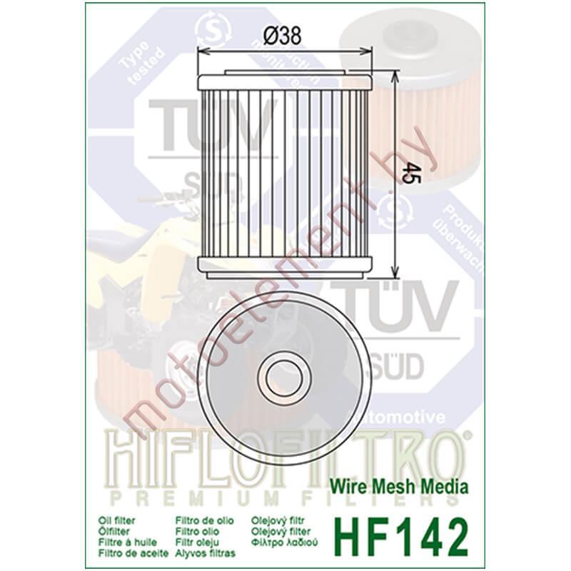 HifloFiltro HF142