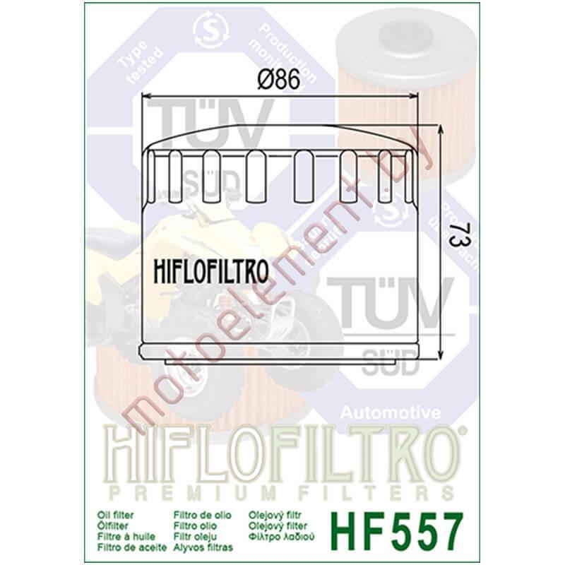 HifloFiltro HF557