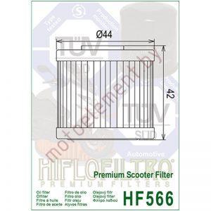 HifloFiltro HF566