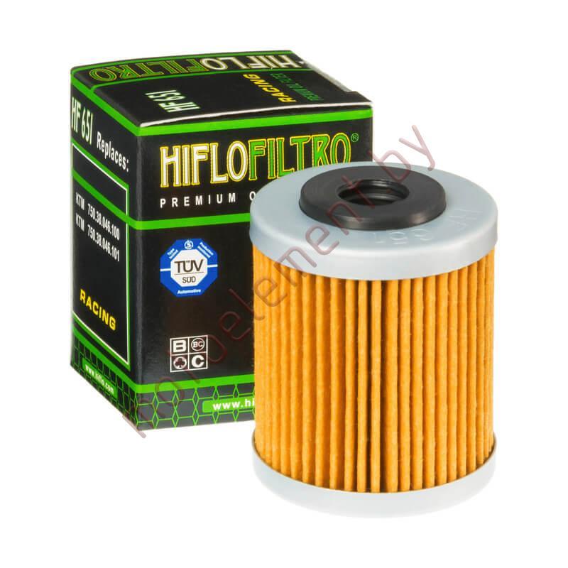 HifloFiltro HF651