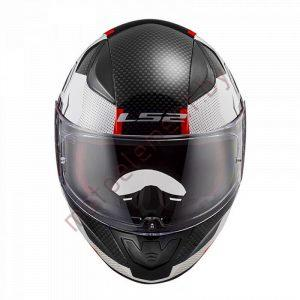 LS2 FF353 RAPID Ghost (White Black Red)