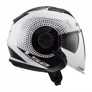 LS2 OF570 VERSO Spin (White Black)