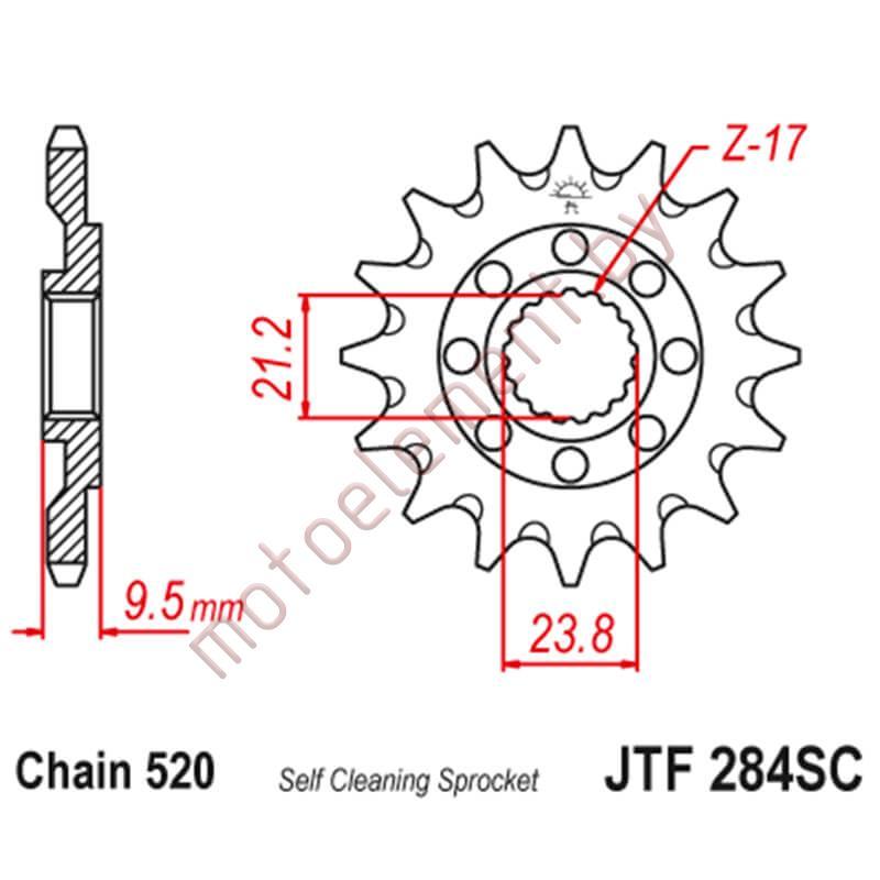 JTF284SC